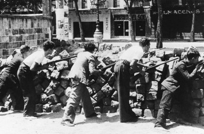Guerra Civil española: a 79 años de las Jornadas de Mayo