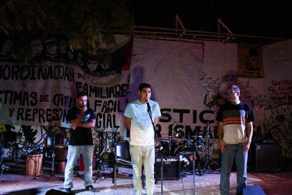 Más de tres mil personas contra el gatillo fácil y la represión