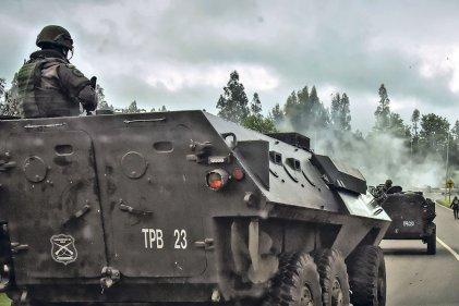 Aparece un video que muestra cuando policías asesinan a comunero mapuche en Chile