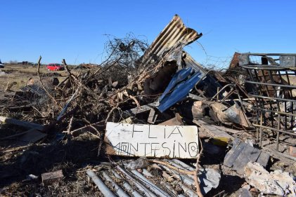 Río Negro: desalojo, detenciones y amenazas en el barrio costanera de Catriel