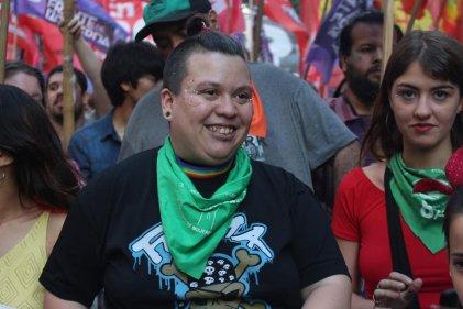 La rebeldía como identidad: conocé a Tom Máscolo, el candidato trans del FIT Unidad