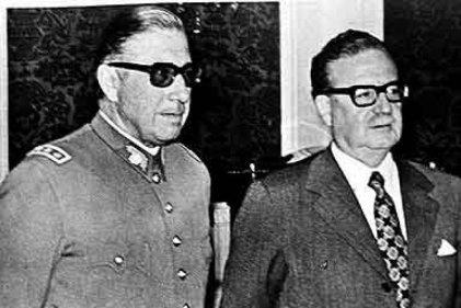 El golpe de Estado que derrocó a Salvador Allende