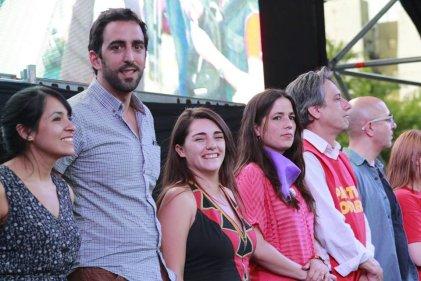 """Bárbara Brito: """"Conquistar una nueva sociedad gobernada por los trabajadores y el pueblo"""""""