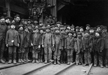 Lewis Hine, un registro socio-fotográfico de la explotación laboral infantil