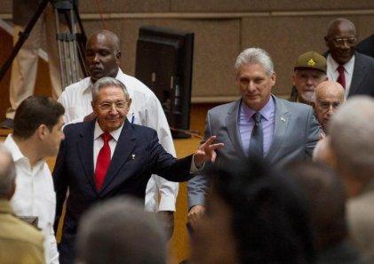 Cuba ya tiene nuevo presidente: fue elegido Miguel Díaz-Canel
