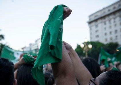 """28S: la Campaña por el Derecho al Aborto exige """"que se trate nuestro proyecto de ley"""""""