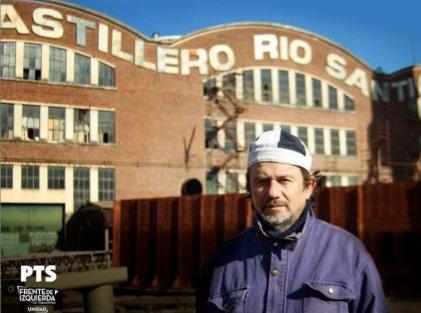 La histórica huelga del Astillero Río Santiago en 1995 y la pluma que inclinó la balanza