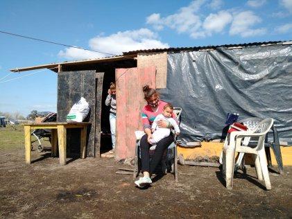 ¿El Frente de mujeres UNGS va a luchar por Ni una menos sin vivienda?