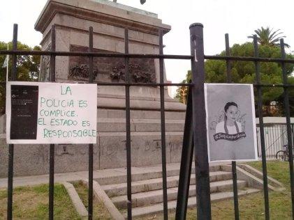 En Rosario hubo concentración para exigir justicia por Ursula