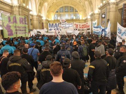 Tercerizados ferroviarios: ¿el Gobierno quiere un nuevo Mariano Ferreyra?