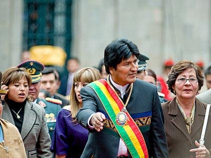 ¿Hacia un viraje estratégico de Evo Morales?
