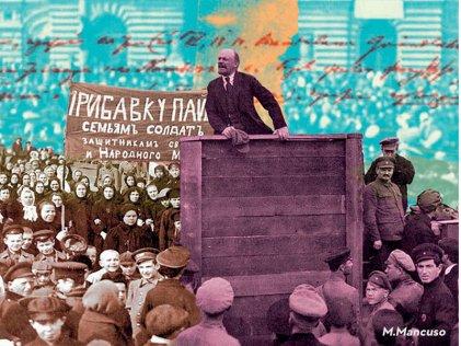 Revolución Rusa: el episodio más importante de la humanidad