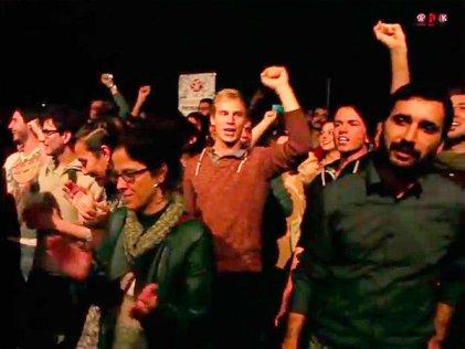 [Video] Acto internacionalista en París
