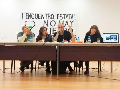 """""""Organizar una alternativa anticapitalista a la crisis y a los intentos de regeneración del Régimen del '78"""""""