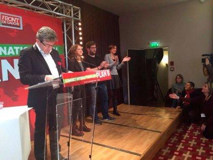 """Debates en la izquierda europea sobre la convocatoria a un """"Plan B"""""""