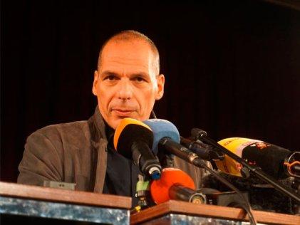 """Yanis Varoufakis lanza un nuevo movimiento reformista por la """"Democracia en Europa"""""""
