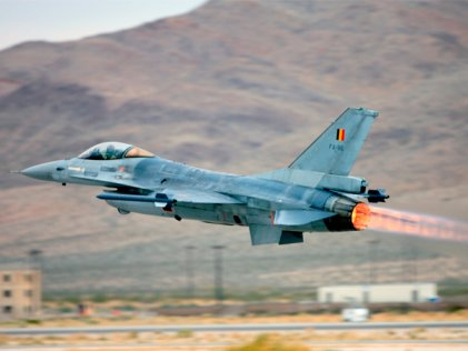 Bélgica volverá a bombardear posiciones del Estado Islámico en Siria e Irak