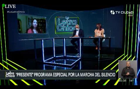 Victoria Moyano: En Uruguay no hemos podido avanzar en el juicio y castigo