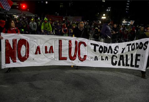 La Red de Abogades por los DDHH impulsa referéndum contra toda la LUC