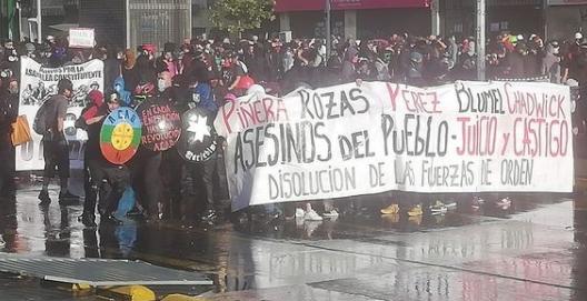 Nuevo Viernes de protesta marcado por el ¡Fuera Piñera! y por la ¡Libertad a lxs presxs políticxs!