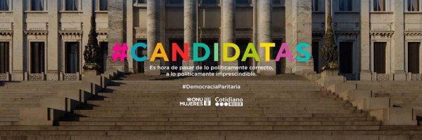 #Candidatas: todas juntas, ¿todas libres?