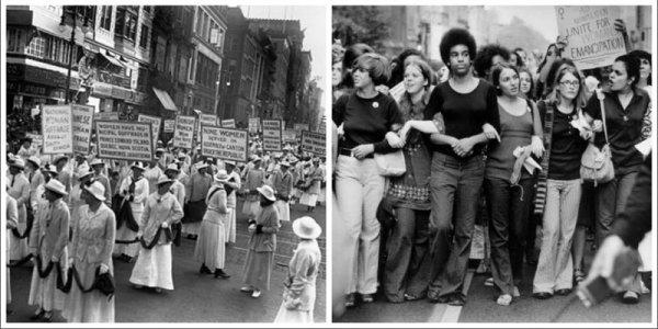 El sinuoso camino de la libertad y los derechos de las mujeres