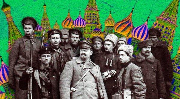 El Ejército Rojo, fortaleza de la revolución