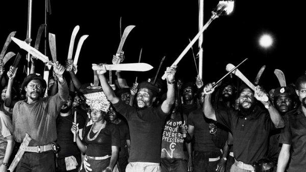 """""""¡Angola è Nossa!"""" A 45 años de su independencia"""