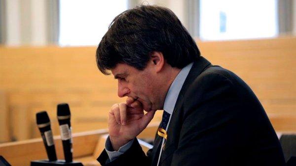 Carles Puigdemont es detenido en Alemania