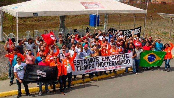 La huelga nacional de petroleros en Brasil cumplió 12 días y aumentan las adhesiones