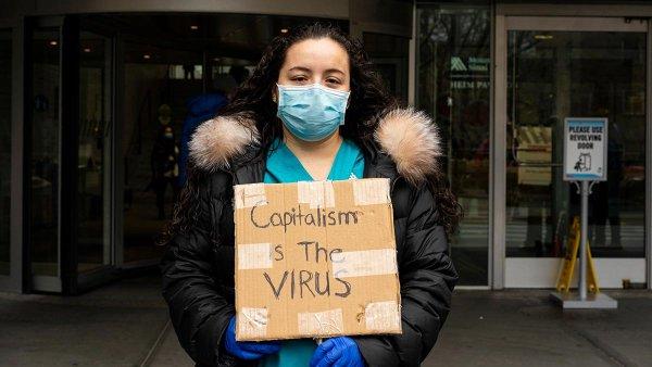 El capitalismo es una incubadora de pandemias, necesitamos luchar por el socialismo
