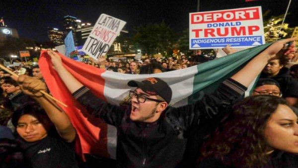El EZLN ante la llegada de Trump, la globalización y el estado nación