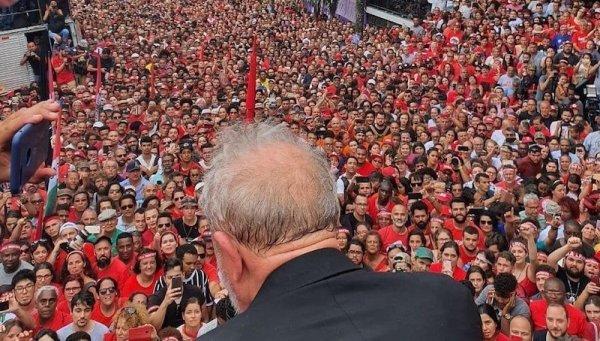 Ante el discurso de Lula: que las centrales sindicales pasen a la acción contra Bolsonaro