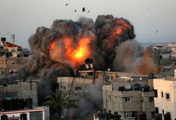 Lacalle Pou se solidarizó con Israel. Nosotrxs decimos: ¡No en nuestro nombre!