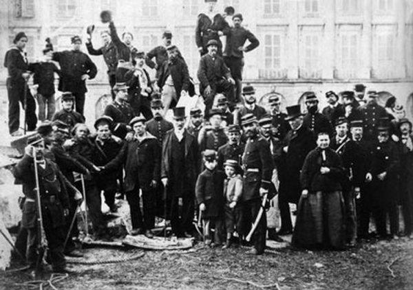 La Comuna de París de 1871