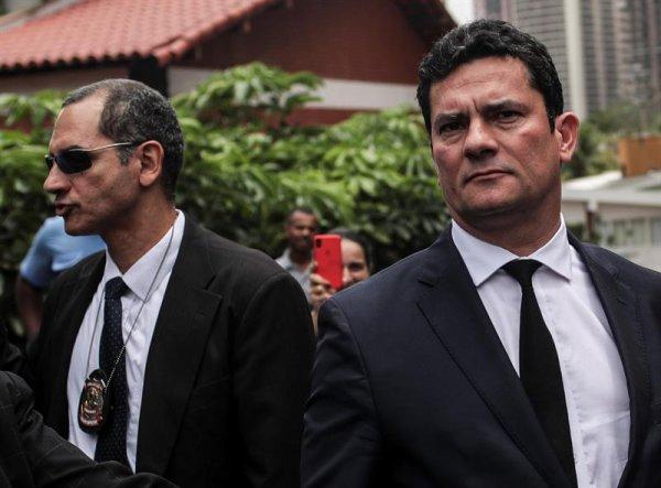 Sergio Moro, el juez que encarceló a Lula, será ministro de Justicia de Bolsonaro